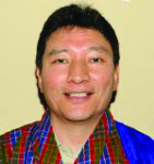 kinga-tshering