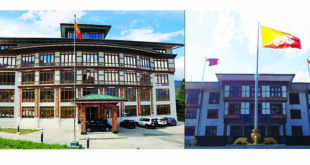 Office of the Attorney General & Royal Bhutan Police Headquarters