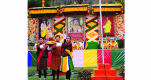 The Office of His Royal Highness Gyaltshab Jigme Dorji Wangchuck organized the events
