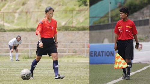 Choki Wangmo & Tshering Choden