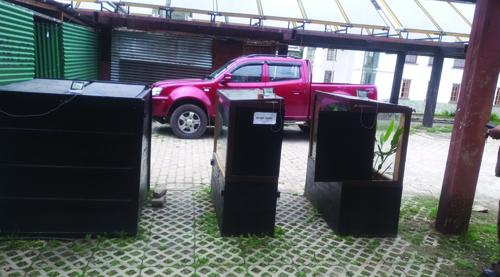 Auto Solar Electric Incubator