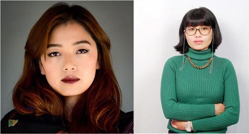 Chimmi Choden & Chandrika Tamang