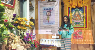 11-year-old Yeshi Tsheyang Zam