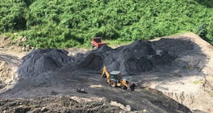 Tshophangma Coal Mine began