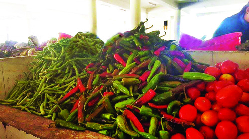 67569077c Chilli, cauliflower and bean prices go through the roof – The Bhutanese