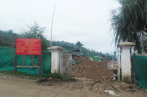 Dgpc To Build Nu 400 Mn Office In Babesa By 2018 The Bhutanese